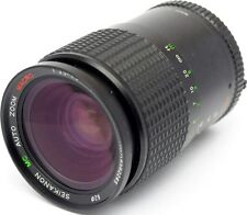 Seikanon MC Macro 28-75mm F3.5-4.5 Lens For Minolta MD Mount! Good Condition!