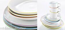 Arzberg Cucina Colori 30-tlg. Geschirr Kaffee Service Set und Speise Service Set