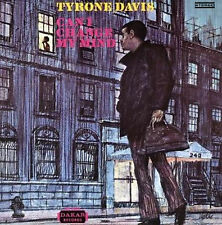 TYRONE DAVIS Can I Change My Mind DAKAR RECORDS Sealed Vinyl LP