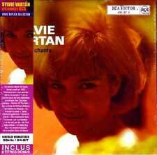 ☆ CD Sylvie VARTAN Twiste et chante - Mini LP Ltd Ed - OBI - 18-tr  NEW SEALED ☆