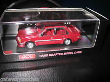 1/43 ACE HOLDEN  HDT VC BROCK COMMODORE 1980 RED LTD ED OF 300  AWESOME CAR