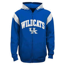 ($50) Kentucky Wildcats Jersey HOODIE/HOODY Sweatshirt YOUTH KIDS BOYS (s-small)