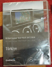 Garmin Map Pilot 2017/2018 for Mercedes-Benz A2189065203- Turkiye - New & Sealed