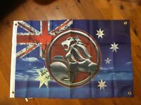 HOLDEN GMH.mancave flag man cave ideas mens gift banner printed poster gift sign