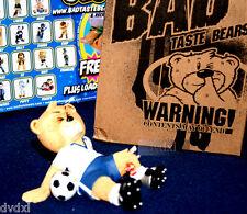 Bad Taste Bear Bears BTB BTBs OVP - DAVID
