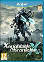 Xenoblade Chronicles X - Wii U Mint Same Day Dispatch 1st Class Super Fast Deliv