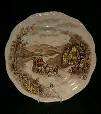British Alfred Meakin Pottery Side Plates