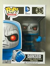 RETIRED Funko Pop Vinyl DC UNIVERSE DARKSEID Figure/Bobble Head (Comics)