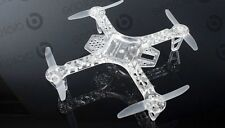 FPV250 QuadroCopter, X-Copter Rahmen/Frame in Farbe TRANSPARENT, FPV-Drone 250mm