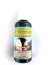 Parents Grandparents Musk Deodorant Body Odor Antiperspirant GELOB,Unisex Spray