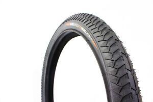 """Khe Bmx Bike Tyre Mac2+, Black, 20""""X2.3"""", Dirt"""
