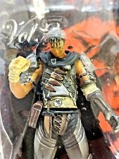 "Toycom Art Of War Vol 3 Beserk Black Swordsman Episode Birth Feast 3.75"" Figure"
