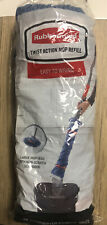 Rubbermaid TWIST ACTION MOP REFILL Replacement Mopping Head - FG6B1204 - NEW
