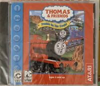 Thomas & Friends Trouble On The Tracks ~ PC CD-ROM ATARI ~ Ages 3 & Up