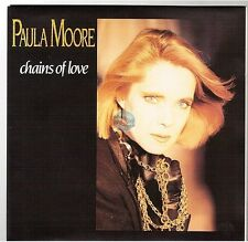 PAULA MOORE chains of love 45T 7""