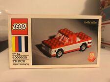 LEGO Classic 60th Anniversary Limited Edition Truck 4000030 #1338 Walmart