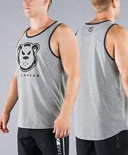 Virus Killer Cub Swanson Signature Tank Top T-Shirt Gray Size MEDIUM,Crossfit