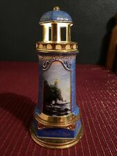 Thomas Kincaid Victorian Split Rock Light Lighthouse Night Light Collectible
