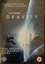 Gravity Sandra Bullock   New Sealed DVD