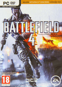 Battlefield 4 - Limited Edition (PC DVD) New & Sealed