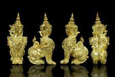 Real Hoon Payon Plaeng LP Kruba Thong Voodoo Doll Thai Amulet Talisman Powerful