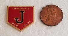 Negro League JACKSONVILLE RED CAPS Lapel Pin