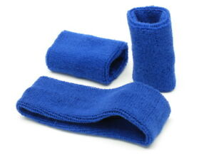 Cartwheels Cotton Sweatband Set 2 x Wristbands 1 x Headband Fitness Exercise