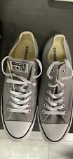 Gris Converse Ox Zapatillas Size UK 9.5