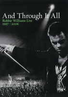 DVD Robbie Williams ‎– And Through It All: Robbie Williams Live 1997-2006 EUROPE