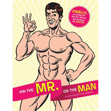 Fun Bachelorette Party Games Activity Popular Pin the Mister, Like Pin the Tail