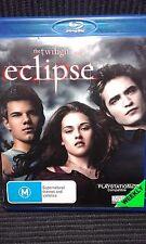 Twilight - Eclipse Blu-Ray DVD - Ex-Rental -