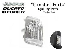 Für Citroen Jumper Peugeot Boxer Fiat Ducato Außen Spiegelblinker Links