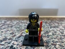 LEGO Minifigure Series 12 ROCK STAR With Guitar Complete