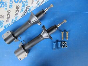 2 Shock Absorbers Front Hydraulics Sachs For Ford Fiesta II all Kinds