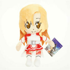 New S.A.O. Sword Art Online Yuuki Asuna Plush Soft Doll Toy Anime 30cm 11.8""