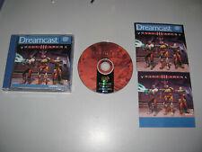 Quake 3 Arena For Sega Dreamcast Original Classic Game Complete Tested & Working