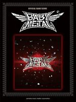 Official Band Score BABYMETAL BABYMETAL Sheet Music Book with Tracking Japan NEW