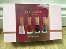 Ted Baker london Painted Petals Nail Polish Set of 4 gift set