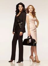 A. Harmon and S. Alexander (Rizzoli and Isles) 8x10 sexy promo poster no text
