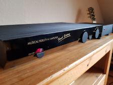 Musical Fidelity A-1 Final Edition, High-End Verstärker