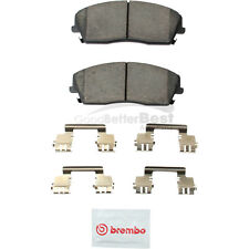 New Brembo Disc Brake Pad Set Front P11019N Chrysler Dodge