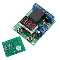 DC 12V/24V Relay Voltage Detection Charging Discharge Monitor Control Switch