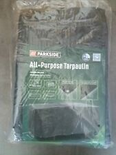 Parkside All-purpose Tarpaulin5x4m Includes 18m Cord !FREE PP!