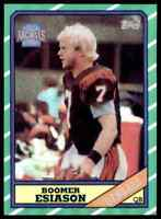 2001 Topps Archives Reserve Chrome Refractor Boomer Esiason