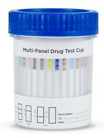 Heroin THC Cocaine Drug Test Easy Quick at Home CUP 12 Panel INSTANT PEE Test