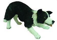 Vivid Arts - Real Life Sheepdog Home or Garden Decoration (XRL-SDOG-A)