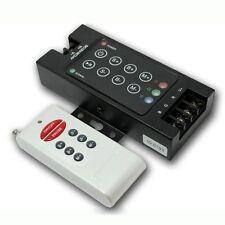 8 ключ радиочастотной беспроводной дистанционный переключатель контроллер для RGB светодиодная полоса детектив комиксы 12-24V