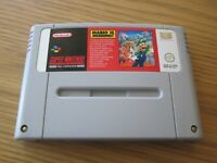 MARIO IS MISSING! SUPER NINTENDO / SNES GAME
