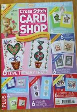 Cross Stitch card shop, 60+ cross stitch charts, all skill levels, issue 46