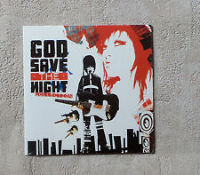 GOD SAVE THE NIGHT COLLECTION VARIOUS ARTISTS CDS PROMO 5TRACK CARDBOARD SLEEVE